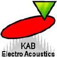 KAB Electro Acoustic Logo