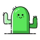 Kactus.Io logo icon