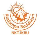 Kadampa logo icon