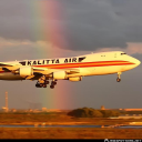Kalitta Air logo icon