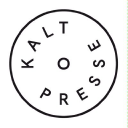 Kaltpresse ☺ Smoothie logo icon