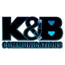 K & B Communications logo icon