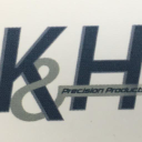 K And H Precision logo icon