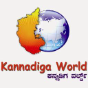 Kannadiga World logo icon