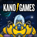 Kano Games logo icon
