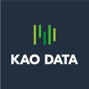 Kao Data logo icon