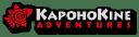 Kapoho Kine Adventures logo icon