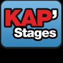 Kap'stages logo icon