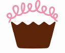 Kara's Cupcakes logo icon