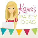 Kara's Party Ideas logo icon