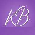 HAIR BY KARMA BLACK Logo
