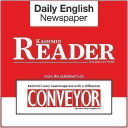 Kashmir Reader logo icon