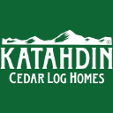 Katahdin Cedar Log Homes logo icon