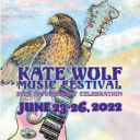 Kate Wolf Music Festival logo icon