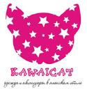 Kawai Cat logo icon