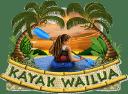 Kayak Wailua logo icon