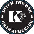K Bar Soap Co Logo