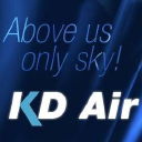 Kd Air logo icon