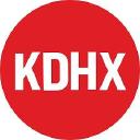Kdhx logo icon