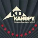 Kd Kanopy logo icon