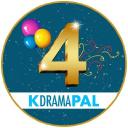 Kdramapal logo icon