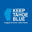 Keep Tahoe Blue logo icon