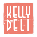 Kelly Deli — Happily Handmade Sushi logo icon