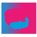 Kelofm logo icon
