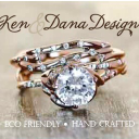 Ken & Dana Design logo icon