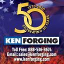 Ken Forging logo icon