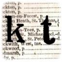 Log In ‹ Kentishtowner — Word Press logo icon