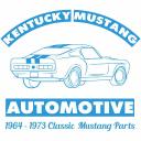 Kentucky Mustang Automotive logo icon