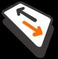 Kerodownload logo icon