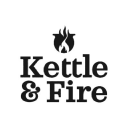 Kettle And Fire logo icon