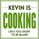 Kevin Is Cooking logo icon
