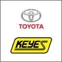 Keyes Toyota logo