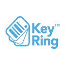 Key Ring logo icon