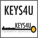 Keys4u Locksmith logo icon