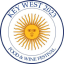 Key West Food&Wine Fest logo icon