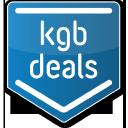 Kgb logo icon