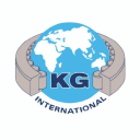 Kg International logo icon