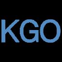 Kgo logo icon