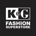 K&G Fashion Superstore logo icon