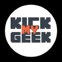 Kick My Geek logo icon