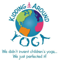 Kidding Around Yoga logo icon