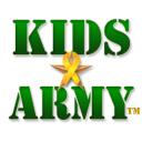 Kids Army logo icon