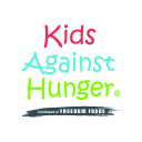 Kids Against Hunger / Freedom Foods logo icon