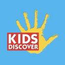 Kids Discover logo icon