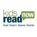 Kids Read Now logo icon