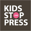 Kids Stop Press logo icon